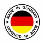 Atelier- en handgemaakt in Duitsland. Absolute topkwaliteit